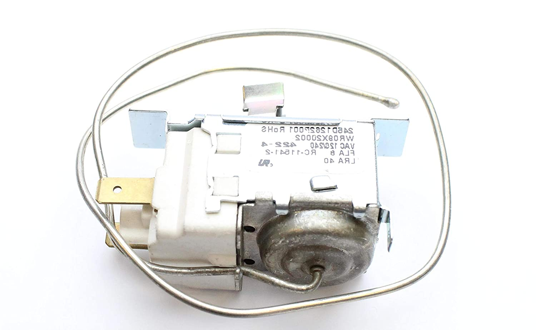 WR09/x 20002/frigorifero termostato per General Electric was WR09/x 10042