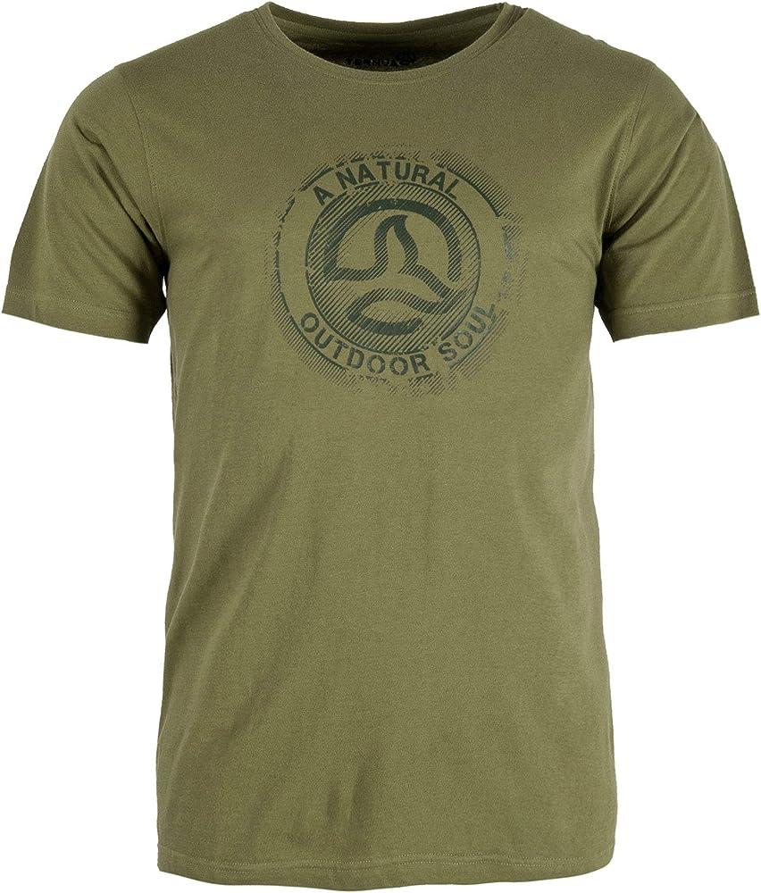 Ternua Zukur Camiseta, Hombre, Forest, S: Amazon.es: Ropa y accesorios