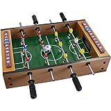 Idena 6170001 - Mini futbolín (incluye 2 bolas y 12 jugadores, 34 x 32 cm aprox., 2 jugadores)