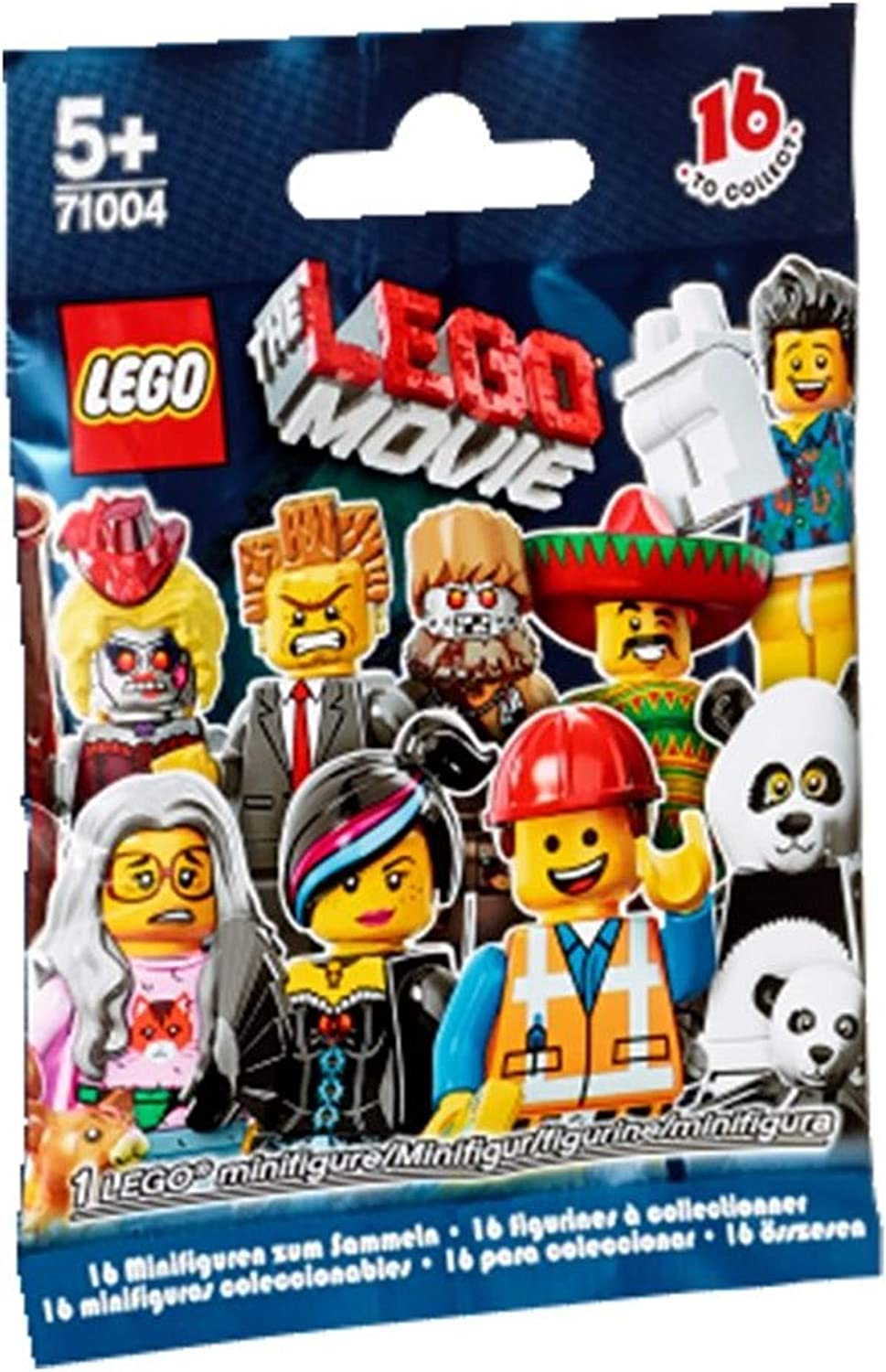 LEGO NEW SERIES 12 THE MOVIE COMPLETE SET OF 16 MINIFIGURES MINIFIGS 71004 FIGS