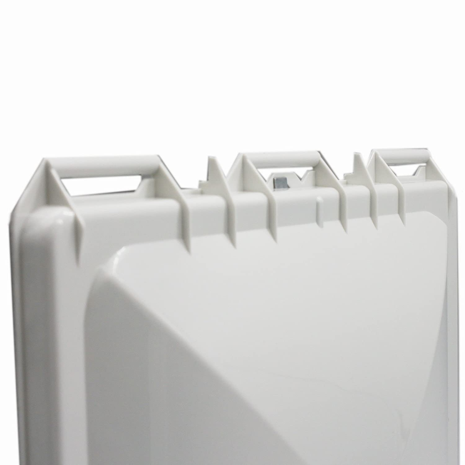 X-Haibei RV Roof Vent Lid Cover Replacment Plastic White 13x13x2INCH for Camper Trailer