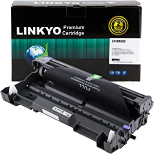 LINKYO Compatible Drum Unit Replacement for Brother DR620 DR-620