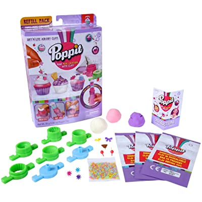 Poppit Season 1 Refill Pack - Mini Cupcakes: Toys & Games