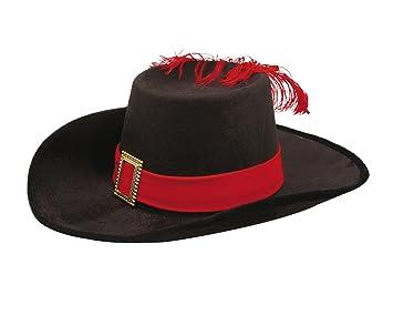 6918ee82ba3d7 My Other Me Me - Sombrero mosquetero para niño