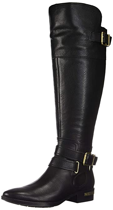 487c5e93d0a Vince Camuto Womens Prestinta Wide Calf Boots  Amazon.ca  Shoes ...
