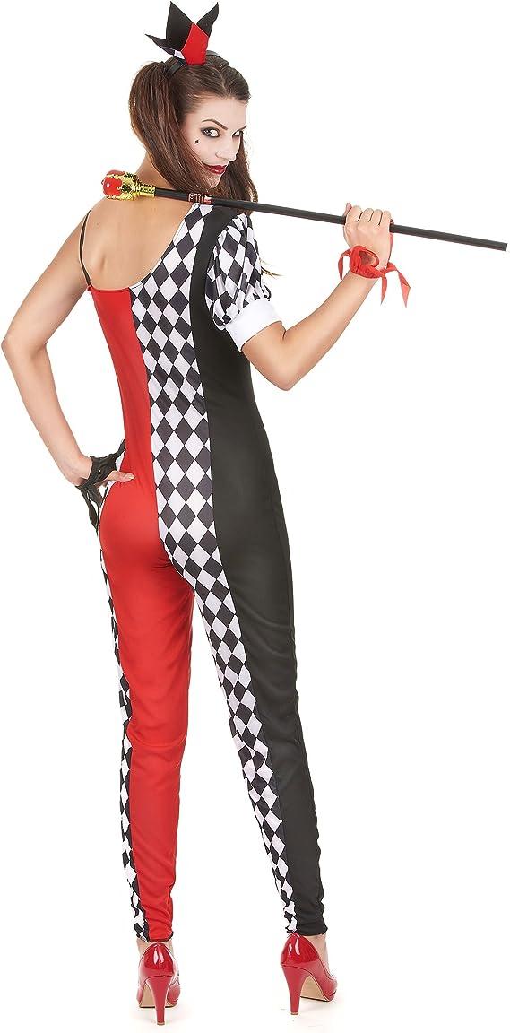 Disfraz de joker mujer M / L: Amazon.es: Juguetes y juegos