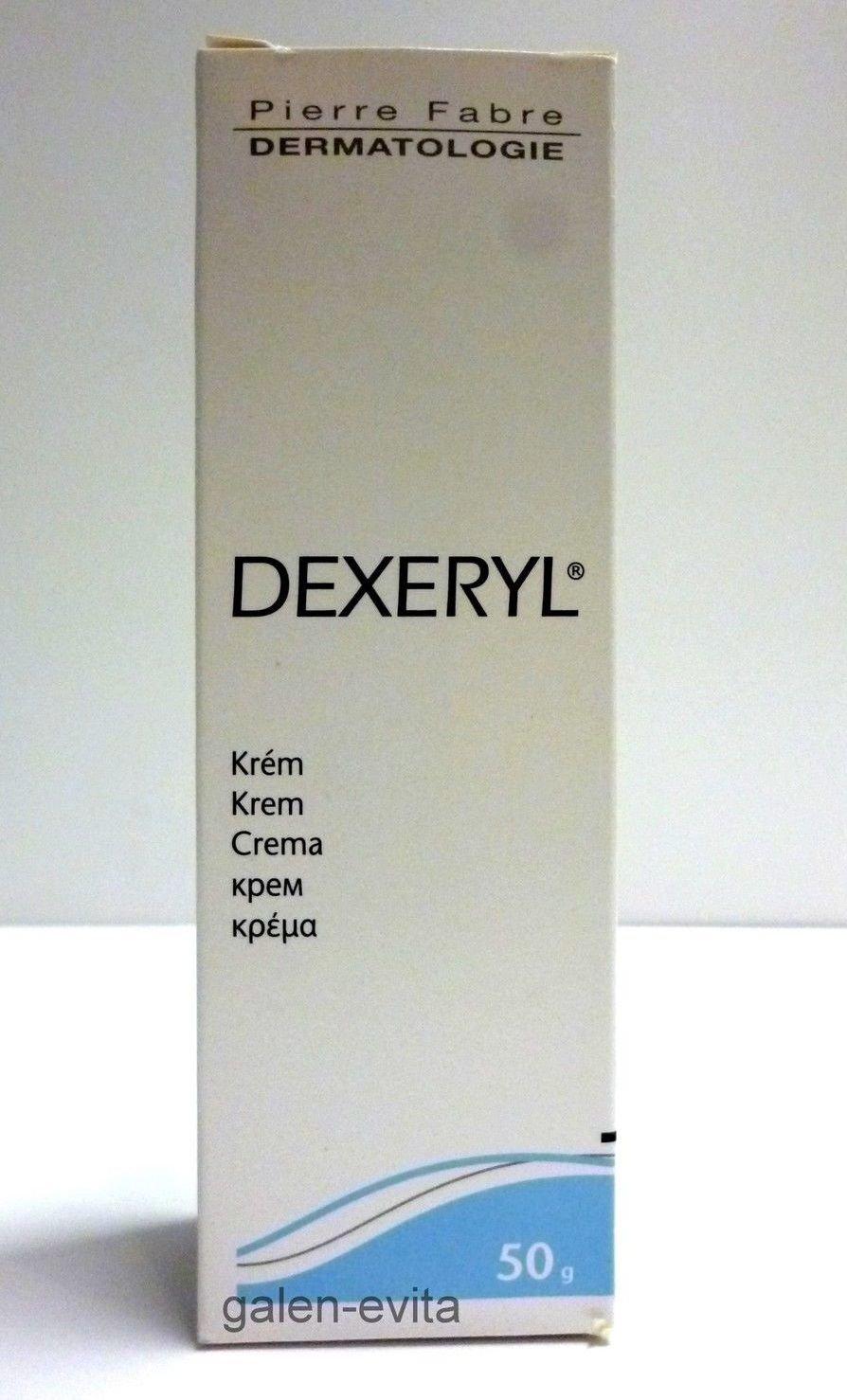 Dexeryl Dermatological Cream 50g - Atopic Dermatitis Treatment Beauty Skin