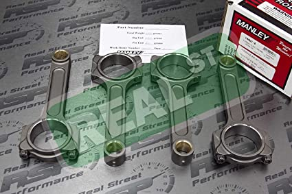 Chevy Small Block 327 Speed Pro L2166NF Forged Pistons