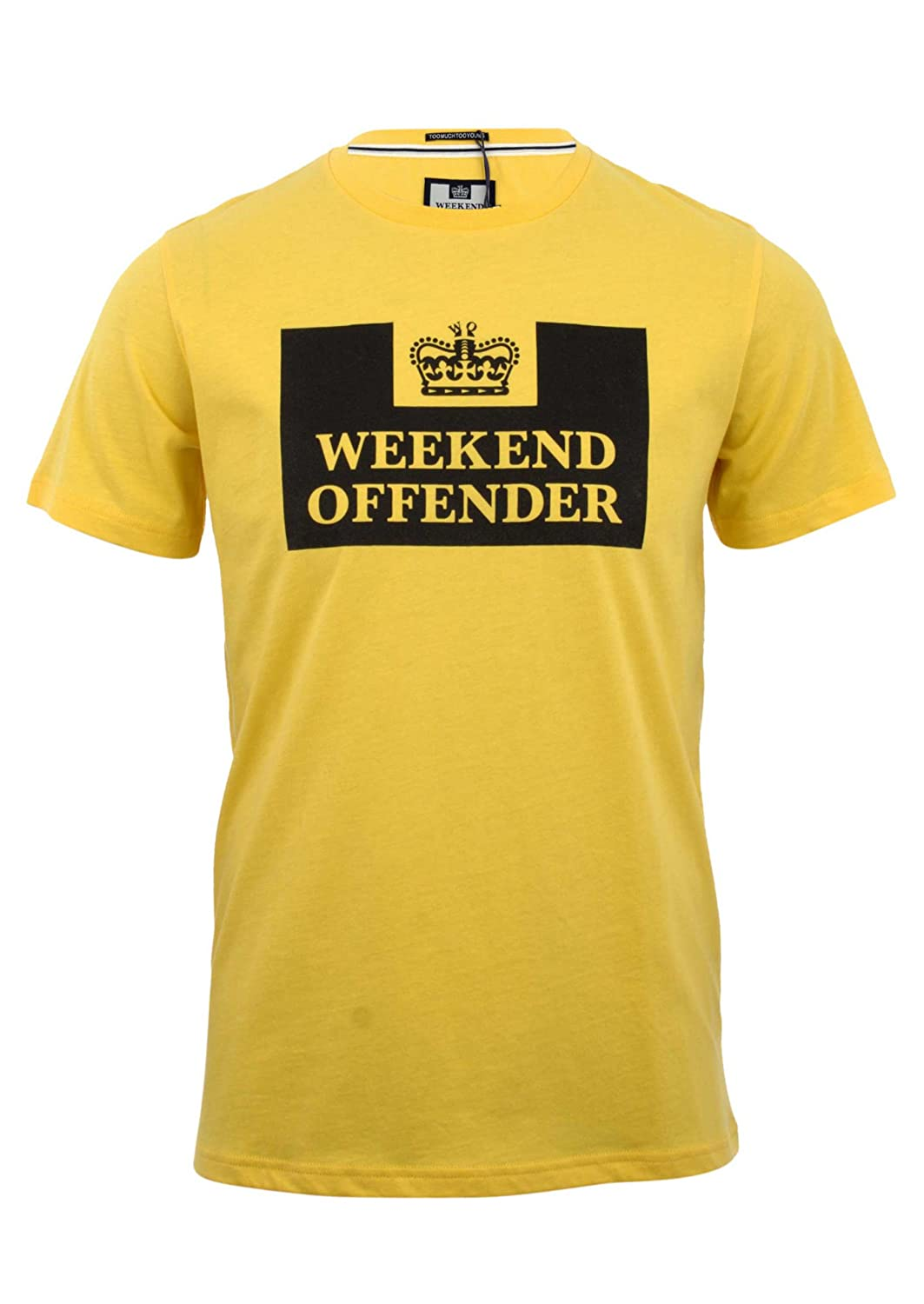 Weekend Offender Prison Tee Beeswax