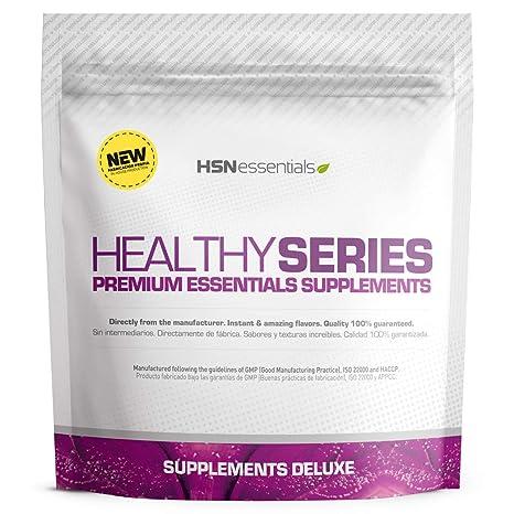 Proteína de Soja de HSN Essentials | Proteína Vegana | Soy Isolate Protein | Sin Gluten