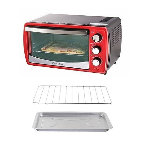 Mini de horno con parrilla 1200 W (camping de horno, Mini ...