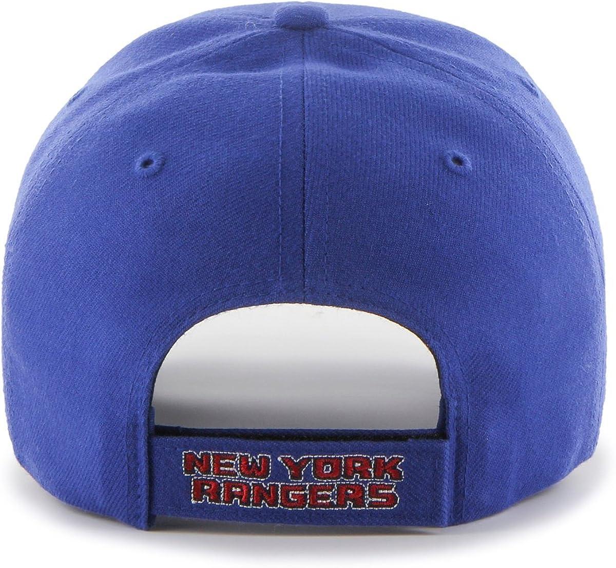 MVP New York Rangers royal 47 Brand Relaxed Fit Cap