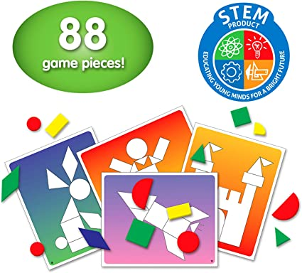 Young Kids Are Being Shuffled From One Activity To Another In >> The Learning Journey Match It Shape Shuffle Preschool Toys Gifts For Boys Girls Ages 3 And Up Award Winning Puzzle
