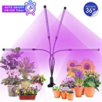 Lámpara de Plantas, MiMiya 72 LED Luz