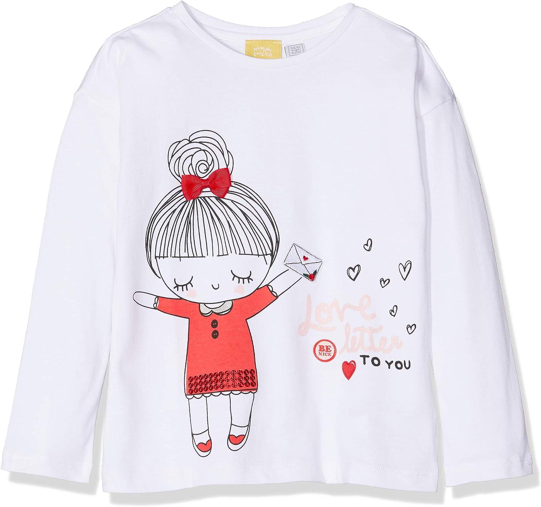 Chicco T-Shirt Manica Lunga Bimba