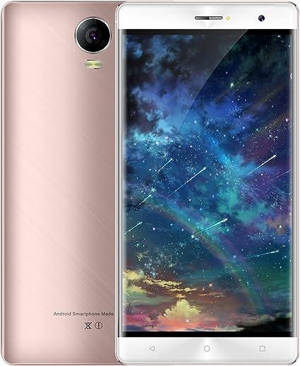 Smartphone Libres, PLUS Movil 6 Pulgadas 3G Dual SIM Telefono ...