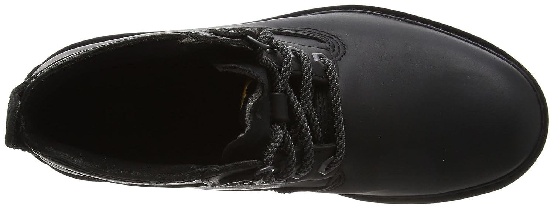 Caterpillar Damen Melody Stiefel Solid Schwarz (Damenschuhe Solid Stiefel schwarz) 7e31f2