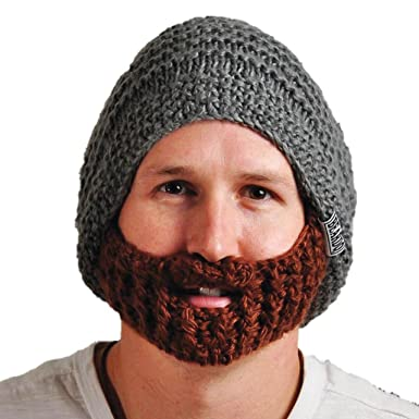 78512e7a023 Beardo Original Detachable Beard Hat  Amazon.in  Clothing   Accessories