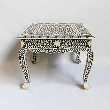 Ordinaire Bone Inlay Coffee Table / Side Table