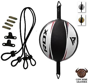 MEHRWEG RDX Doppelter Endgeschwindigkeits-Ball Boxen Set Boxbirne Drehwirbel Speedball Punchingb/älle