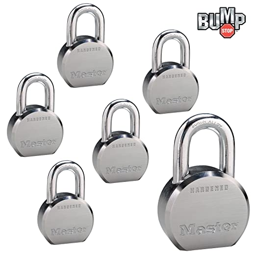 Review Master Lock 6 High