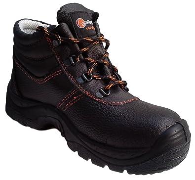 massimo stile Più affidabile speciale per scarpa ALBA & N Scarpe Antinfortunistiche K03R S1P: Amazon.it ...