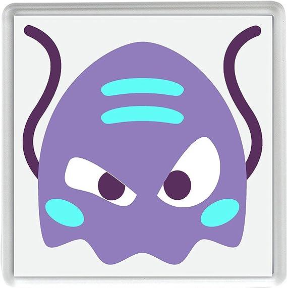 Compra Alien Monster Emoji Pack de 4 de 80mm x 80mm posavasos en ...