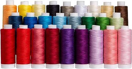 Spools of Thread Set of 100