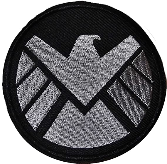 Amazon Marvel Comics Agents Of Shield Iron On Superhero