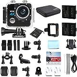 WIMIUS L1 超小型 アクションカメラ 4K スポーツカメラ 防水 FPV 20MP WIFI ソニーIMX078センサー搭載 フルHD カメラ