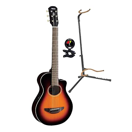 Yamaha APXT2 Guitarra eléctrica OVS 3/4 de guitarra electroacústica Cutaway Guitarra Viejo Violín Sunburst