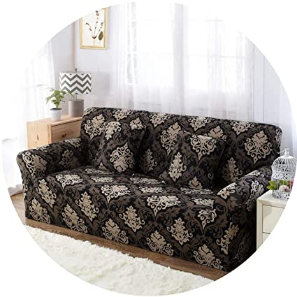 Amazon.com: mamamoo Stretch Sofa Cover All-Inclusive Elastic Seat ...