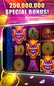 Slots! Dragon Deluxe Casino: Slots Free with Bonus from Grande Games