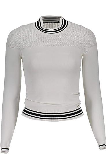 03790348e4c0 GUESS JEANS W81R41Z1VA0 Sweater Women: Amazon.co.uk: Clothing