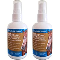 Champion Seal Liquid Bandage, 2 Pack Spray on Wound Care for Horses, Livestock, Large Animal Infection Prevention