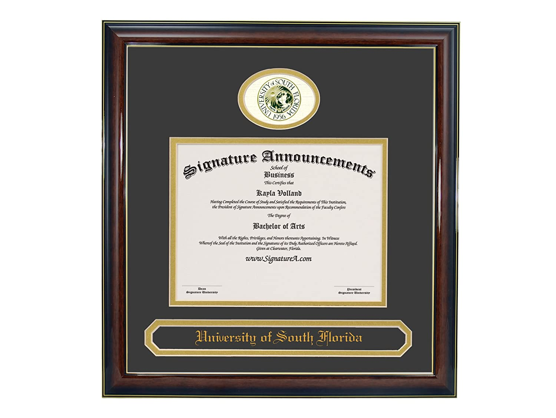Amazon.com - Signature Announcements University of South Florida ...