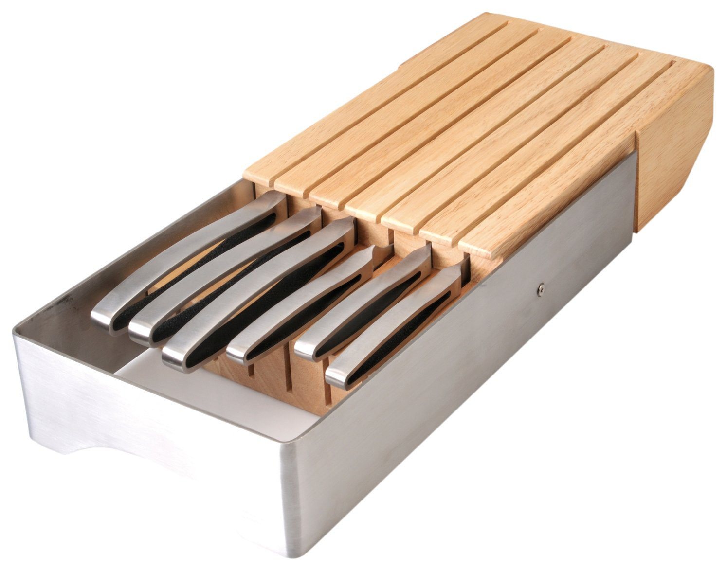 Berghoff Neo 7-Piece Drawer Knife Block