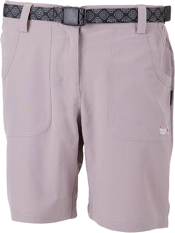 Izas AMU Pantalones Cortos El/ásticos Mujer