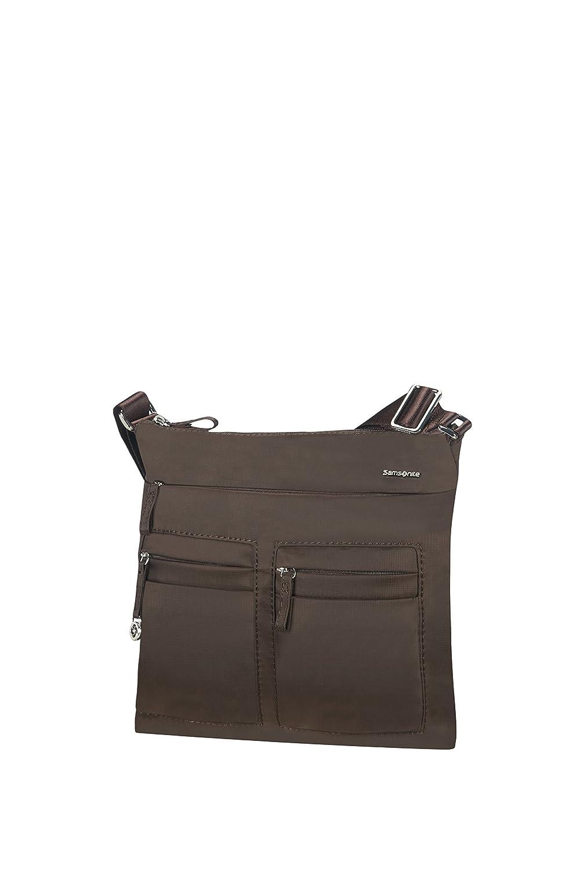 Samsonite Move 2.0 Flat Shoulder Bag iPad Sac Bandoulière, 30 cm, 3,840 L, Foncé