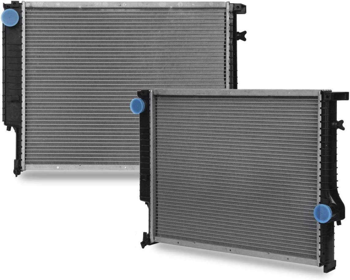 STAYCO Radiator Replacement for BMW 320i 323i 323is 325i 325is 328i 328is M3 Z3 L6 2.0L 2.5L 2.8L 3.0L 3.2L CU1841 17111709456 17111723694 17111723784