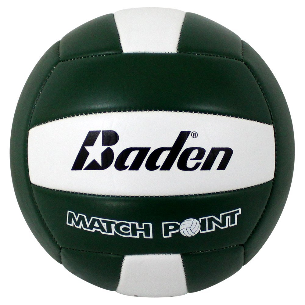 Baden MatchPoint Volleyball Green/White BVSL14-703-F