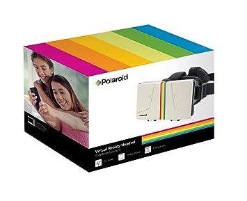 daf2e30734dec Polaroid officiel réalité virtuelle casque - cadeau rétro en boîte ...