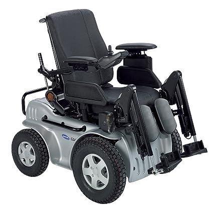 Invacare G50 eléctrico de silla, rango de la Silla Eléctrica para uso exterior e interior