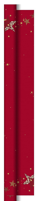 Duni Dunicel Tischdeckenrolle Walk of Fame ROT 1,20 m x 25 m