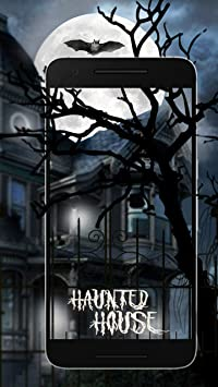 Amazon com: Haunted House Live wallpaper: Appstore for Android