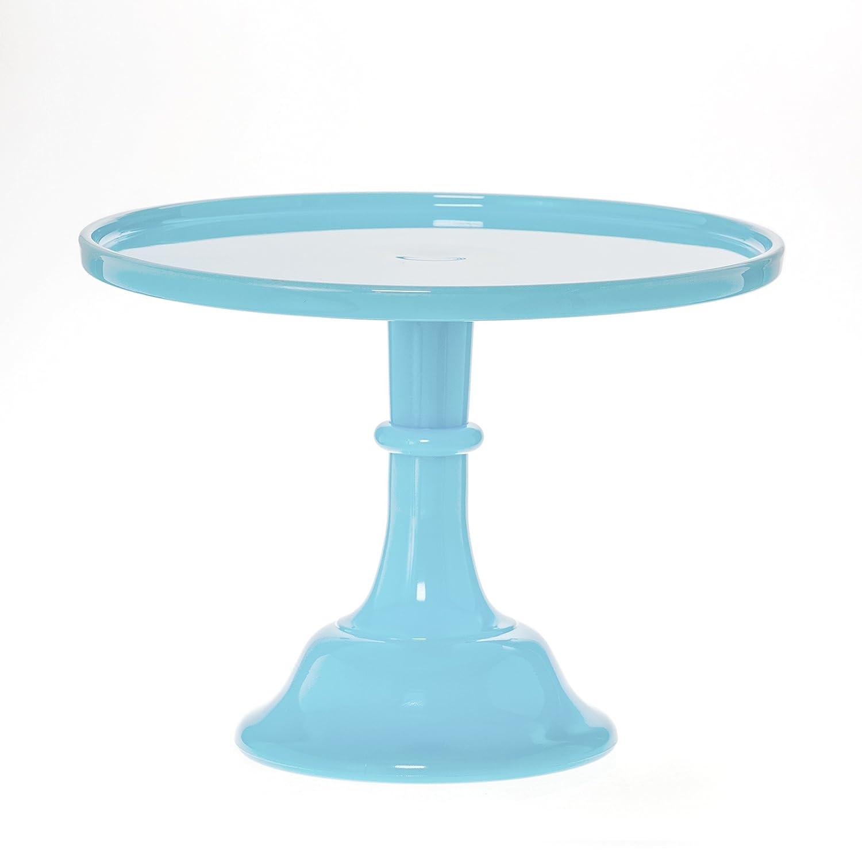 "10"" Robin Egg Blue Cake Stand 71HuQc0FNxL"