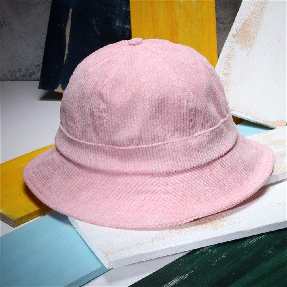 Vintage donne cappello Fashion Fisherman Hat incantevole Floppy Hat benna calda Hat,Rosa
