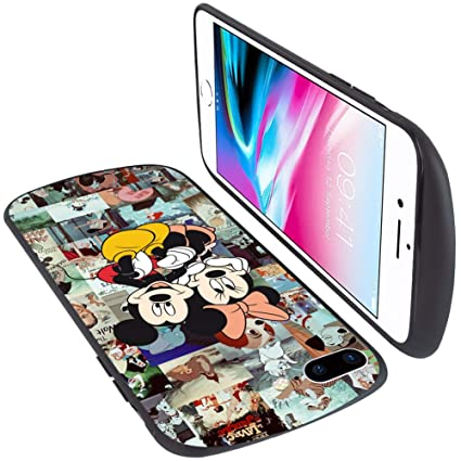 Amazon.com: DISNEY COLLECTION Oval Shield Phone Case ...