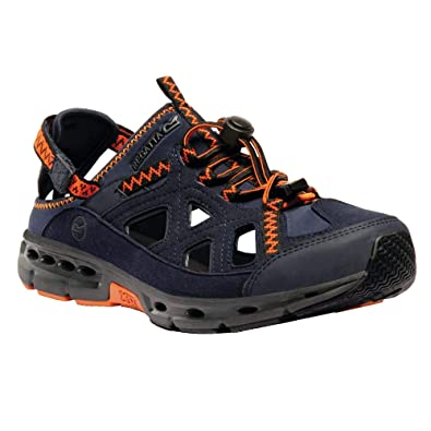 c04aaffbdae Regatta Mens Grey Ripcord Sandals
