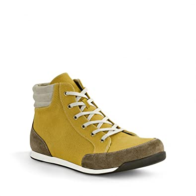 Birkenstock Boots ''Prien'' aus Leder/Textil in Senf/Taupe 38.0 EU S IvemyaOw9h